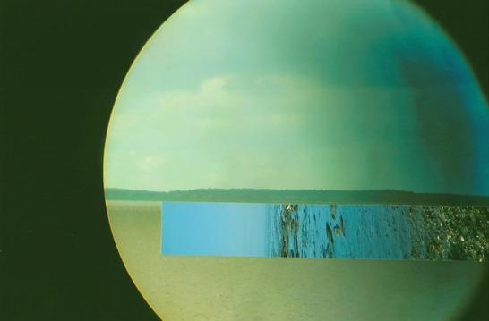 'Land in zicht' 2013 - fotocollage