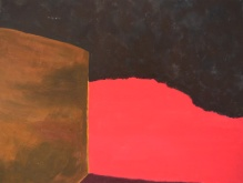 'Ruhr' 2012 - acryl op doek, 30 x 40 cm