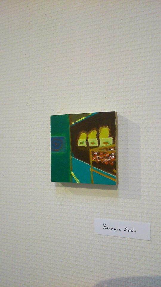 Lustrum Galerie 10 bij 10